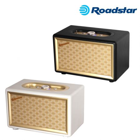 Vintage Ραδιόφωνο Retro Style FM/BLUETOOTH/AUX-IN HRA-310BT - Roadstar - skroutz.com.cy