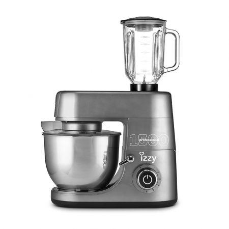 Izzy Κουζινομηχανή PRO 1500 & Μπλέντερ - Skroutz.com.cy