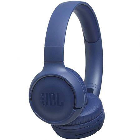 JBL Tune 500BT, OnEar Bluetooth Headphones w Earcup control (Blue) JBLT500BTBLU - skroutz.com.cy