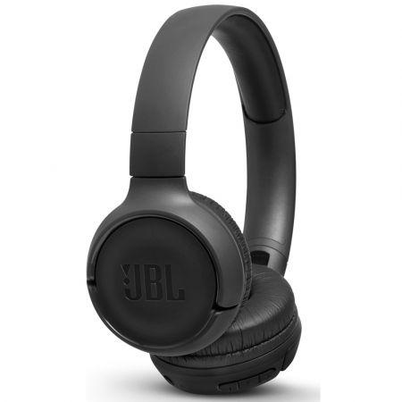 JBL Tune 500BT, OnEar Bluetooth Headphones w Earcup control (Black) JBLT500BTBLK - skroutz.com.cy