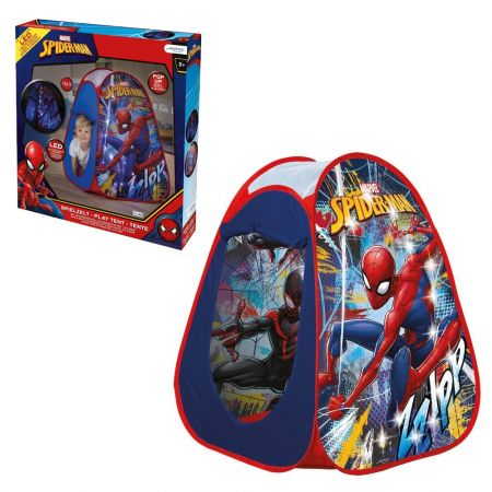 Spiderman My Starlight Φωτιζόμενη Σκηνή Με 13 Φωτάκια LED - 1114160 - skroutz.com.cy