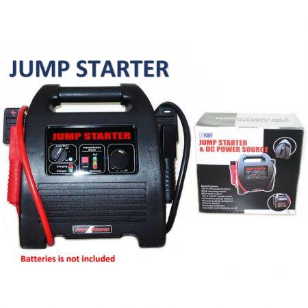 Εκκινητής Μπαταρίας Αυτοκινήτου JUMP STARTER 900A - batteries is not included - skroutz.com.cy