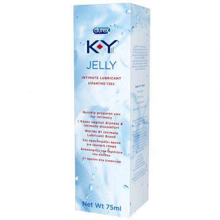 Durex K-Y JELLY Intimate Lubricant Λιπαντικό Τζελ, 75ml - skroutz.com.cy
