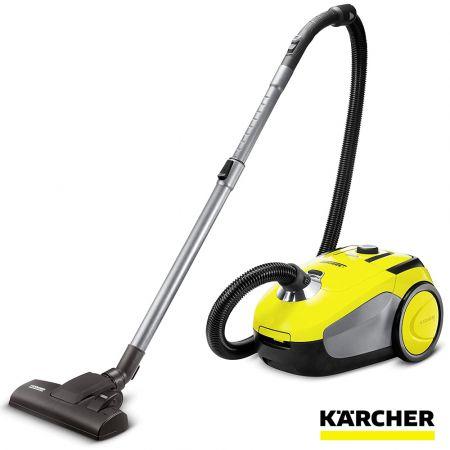 Karcher VC 2 ηλεκτρική σκούπα ξηρής αναρρόφησης - skroutz.com.cy