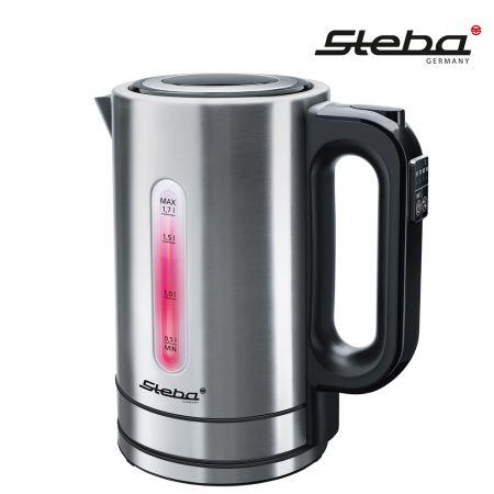 Ηλεκτρικός Βραστήρας Steba WK 21 INOX 1.7lt με Ρυθμιζόμενη Θερμοκρασία! - skroutz.com.cy