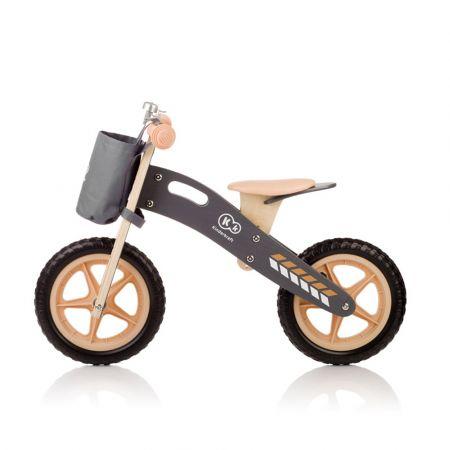 Παιδικό Ξύλινο Ποδήλατο Ισορροπίας με Αξεσουάρ KinderKraft Runner Nature - Skroutz.com.cy