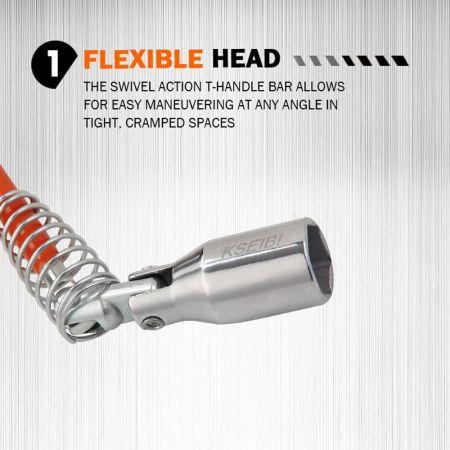 Spark Plug Wrench Socket 21mm - 211075 - skroutz.com.cy