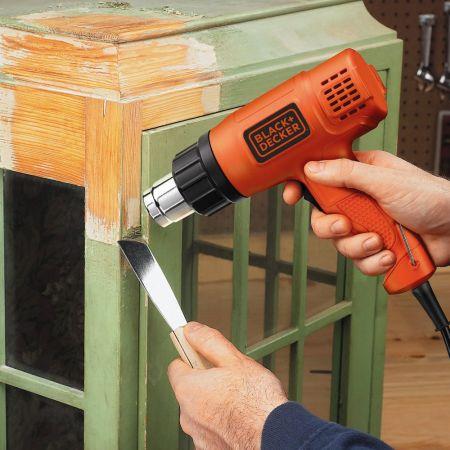 Πιστόλι Θερμού Αέρα Black& Decker 1750W KX1650-QS - skroutz.com.cy