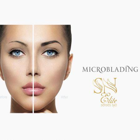 Microblading 2 Επισκέψεις για Πλούσια & Καλοσχηματισμένα Φρύδια - SN ELITE Senses Spa