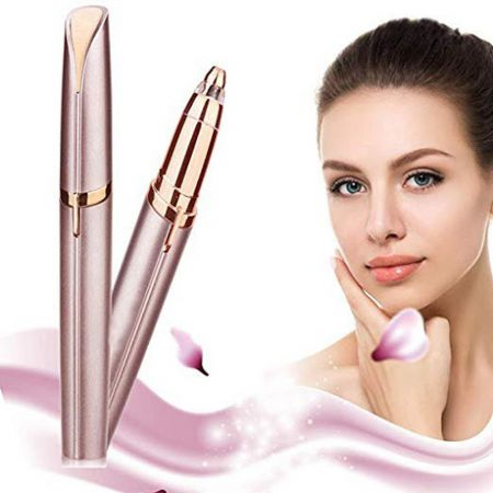 Συσκευή Αποτρίχωσης Φρυδιών Led Flawless Brows - skroutz.com.cy