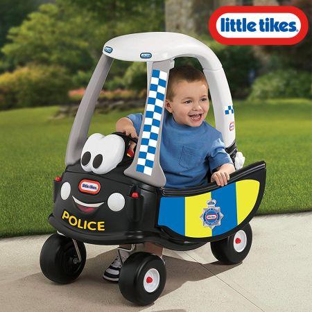 little tikes cozy coupe 172984E3 - patrol police car - skroutz.com.cy