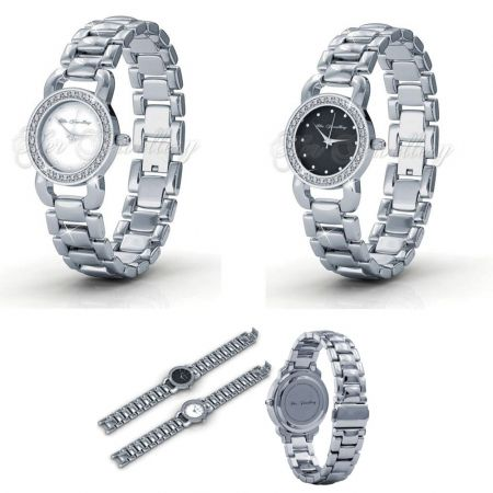 Γυναικείο Ρολόι Luxx με Κρύσταλλα Swarovski της Her Jewellery - skroutz.com.cy