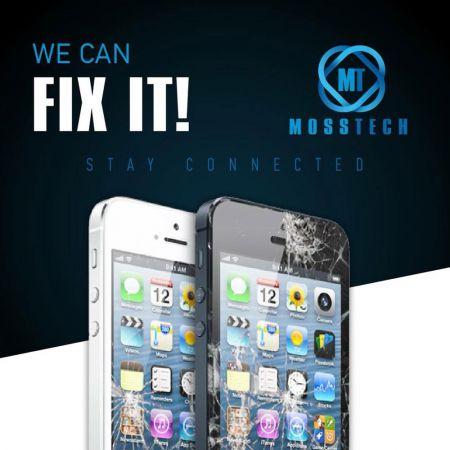 Αντικατάσταση της Οθόνης του iPhone/Huawei Κινητού σας