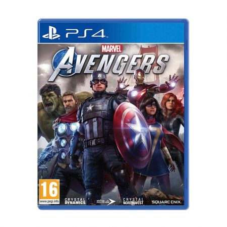 Marvel's Avengers - PS4 Game - skroutz.com.cy