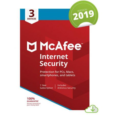 McAfee® Internet Security 2019 - skroutz.com.cy