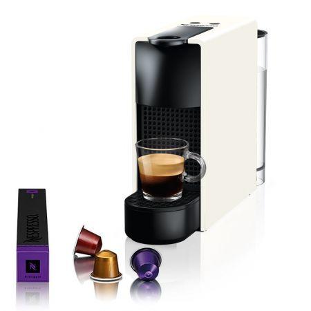 Essenza mini C30 Μηχανή Espresso White + Δώρο 14 Κάψουλες - skroutz.com.cy