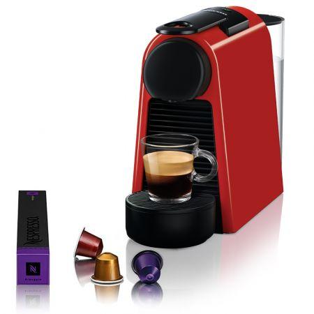 Essenza mini D30 Μηχανή Espresso Red + Δώρο 14 Κάψουλες - skroutz.com.cy