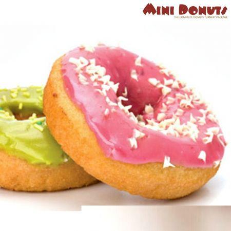 2 Κουτιά με Συνολικά 24 Απολαυστικά Mini Donuts - Λευκωσία