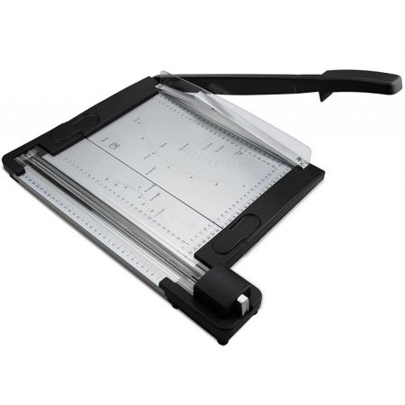 2 in 1 Rotary Paper Trimmer and Guillotine OC500| Up to 10 sheets at a time | Cutting Length 32 cm - skroutz.com.cy