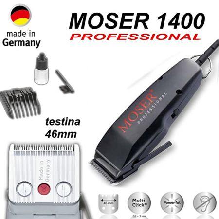 Moser 1400-0087 Professional BL Κουρευτική Μηχανή - skroutz.com.cy