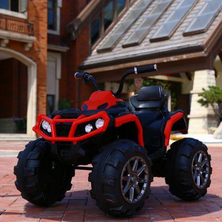 Παιδική Μηχανή Γουρούνα Ηλεκτροκίνητη 12v HM1288 - Kids Electric ATV Quad Bike - skroutz.com.cy