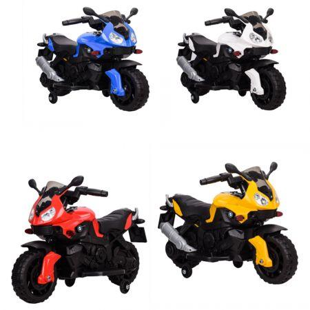 Παιδική Ηλεκτρική Μοτοσικλέτα Με Μπαταρία 6V 4.5AH - skroutz.com.cy