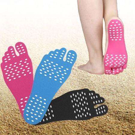 2 Ζευγάρια Nakefit Υποαλλεργικές Σόλες και Ξεχάστε τις Σαγιονάρες στην Παραλία!
