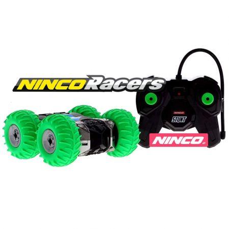 Ninco Racers R/C Τηλεκατευθυνόμενο Stunt Green με Μεγάλα Ελαστικά 93135 - 1106314