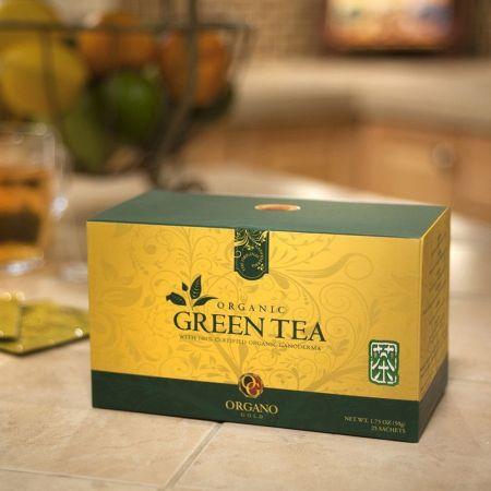 organo gold green tea - skroutz.com.cy