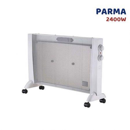 Ηλεκτρική Θερμάστρα Mica Heater 2400W για Χώρους Μέχρι 40m2 και Διαθέτει Ήσυχη Λειτουργία. - skroutz.com.cy