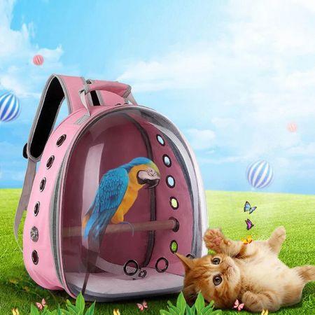 Τσάντα Μεταφοράς Παπαγάλου Υψηλής Ποιότητας - High Quality Pet Parrot Carrier Bird Travel Bag - skroutz.com.cy