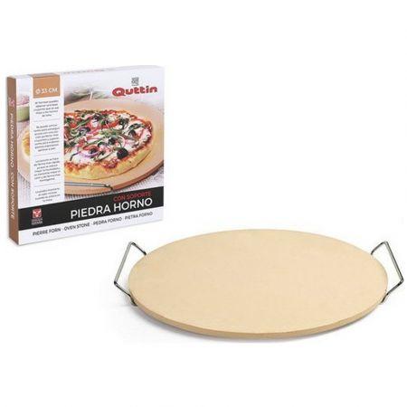 Πέτρινη Πλάκα Ψησίματος Πίτσας 33cm Smile SKP-1 - Pizza Stone - Skroutz.com.cy