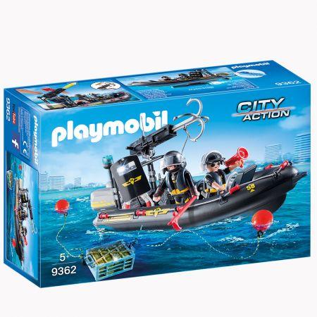 Playmobil - Ταχύπλοο Ομάδας Ειδικών Αποστολών - PL9362 - Skroutz.com.cy