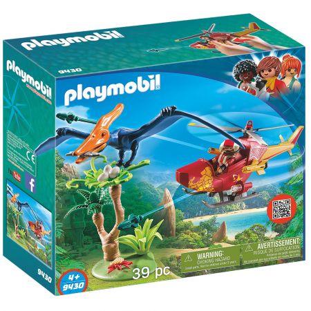 Playmobil Ελικόπτερο και Πτεροδάκτυλος - 9430 - Skroutz.com.cy