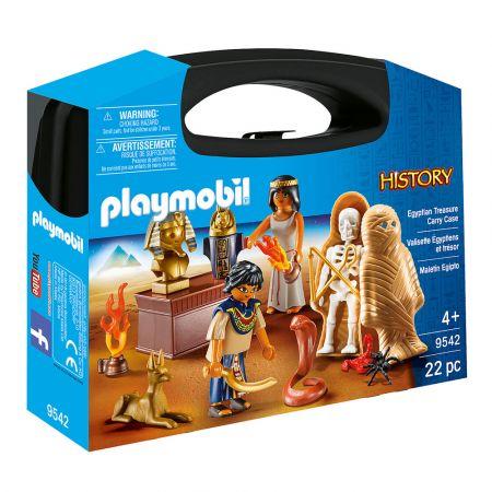 PLAYMOBIL 9542 Βαλιτσάκι Αρχαία Αίγυπτος - skroutz.com.cy