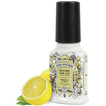 Poo Pourri - Before you go- Toilet Spray - ORIGINAL CITRUS 59 ML - skroutz.com.cy