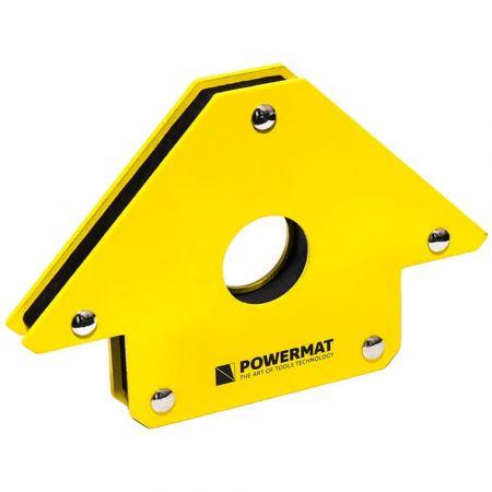 Welding magnetic square 22.6 kg Powermat PM0453 - skroutz.com.cy