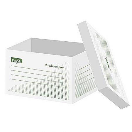 Profile Archival Storage Box 40x36x30 cm Pack of 10 EF-45199