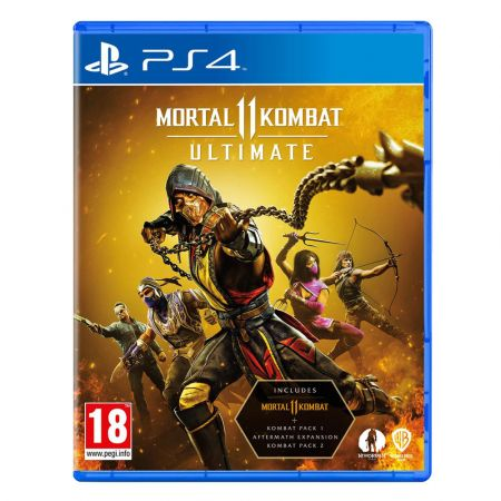 Παιχνίδι PS4 Mortal Kombat 11 Ultimate - skroutz.com.cy