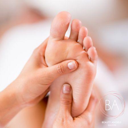 Θεραπεία Ρεφλεξολογίας 30 Λεπτών στο Beauty Angels Salon, Λεμεσός - skroutz.com.cy