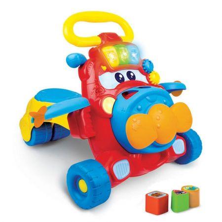 Περπατούρα 2 Σε 1 winfun Junior Set 2-In-1 Ride-On 000875 - 1157320 - skroutz.com.cy