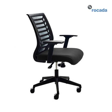 Rocada Operative Office Chairs 907 Black - ROC-RD-907/4