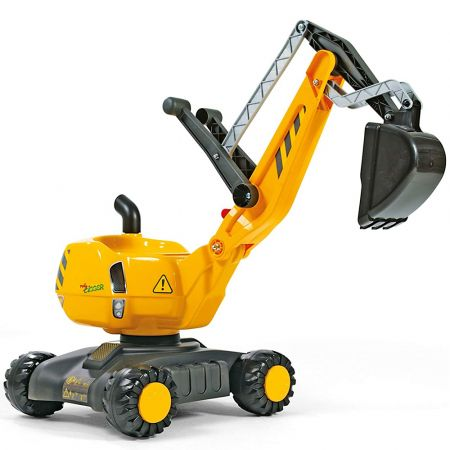 Excavator Rolly Digger junior yellow 421008 - 1131072 - skroutz.com.cy
