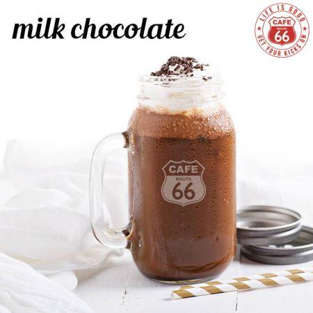 €5 Δωροεπιταγή για Αγορά Καφέδων της Επιλογής σας από το Μενού - Route 66 Cafe