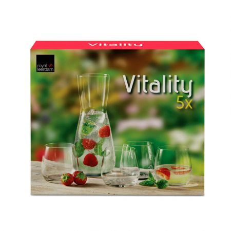 ROYAL LEERDAM VITALITY 5 PCS SET