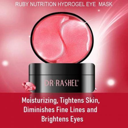 Ruby Nutrition Hydrogel Eye Mask 60 Pieces - Dr Rashel