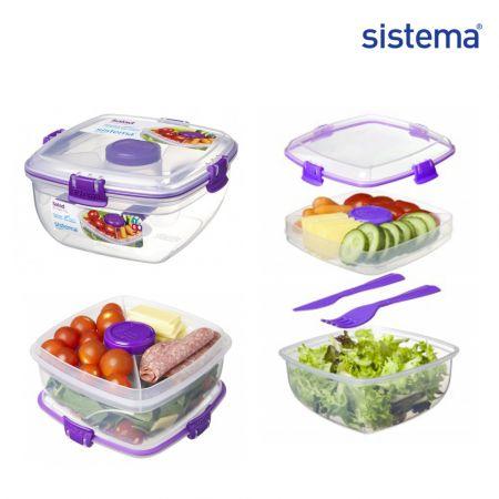 sistema salad to go 21356 - skroutz cyprus