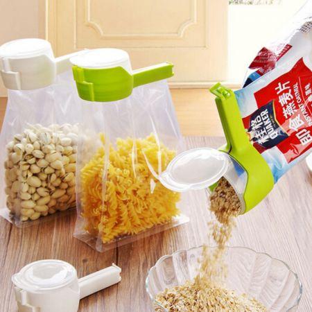 Κλιπ τσάντας αποθήκευσης τροφίμων - skroutz.com.cy