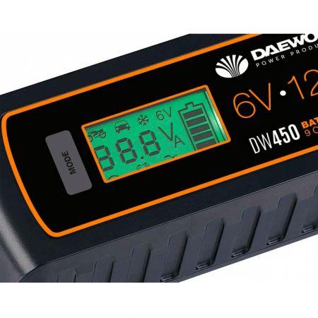 Φορτιστής Μπαταρίας DAEWOO DW450 3,8Α - skroutz.com.cy