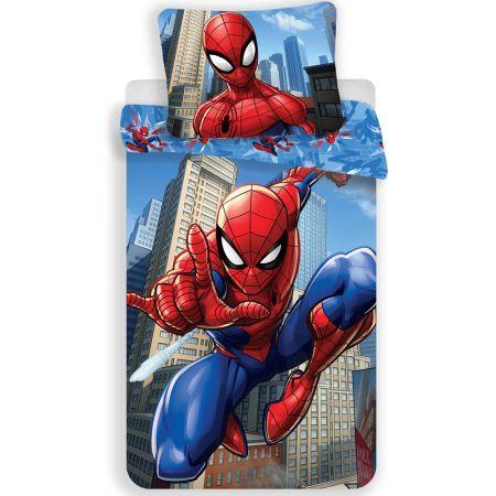 SpiderMan Σετ Παιδικά Σεντόνια 100% Βαμβακερά - skroutz.com.cy